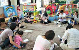 未就園児親子教室「ひよこクラブ」